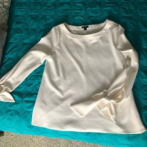 Ann Taylor long sleeve dressy top